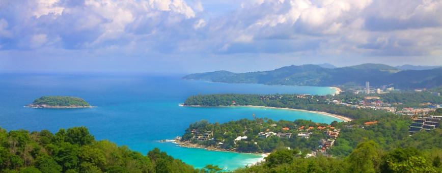 Топ 8 самых популярных пляжа Пхукета