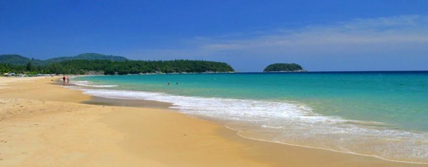 Пляж Карон – очарование тропиков