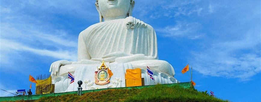 Биг Будда на Пхукете