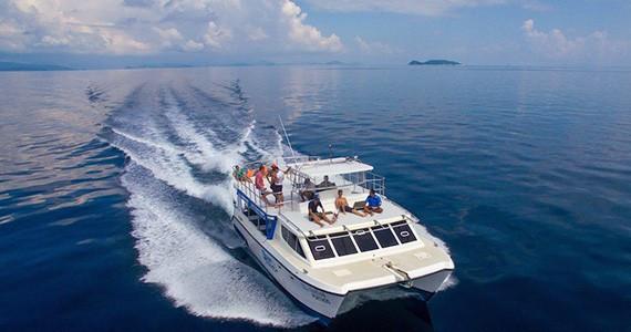 Экскурсия пиратское приключение на борту эксклюзивного катамарана