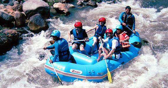 Экскурсия Рафтинг на материке на Пхукете