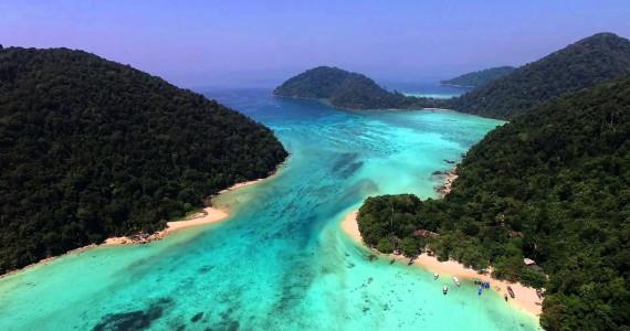 Острова Сурин 2 дня 1 ночь