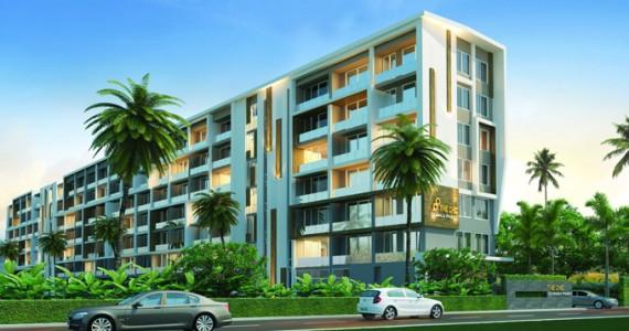 Апартаменты на Камале