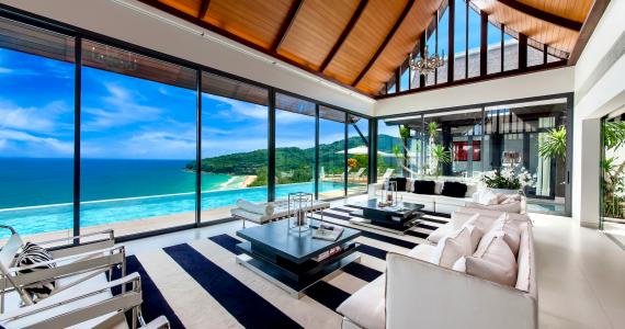 Райская вилла с 5 спальнями на пляже Найтон NT0021