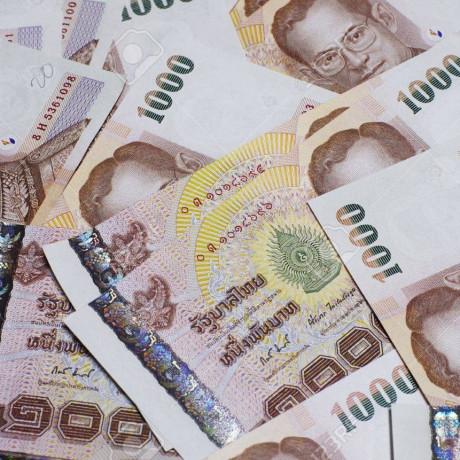 Деньги в Таиланде. Тайский Бат