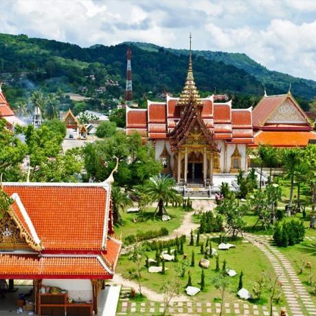 Храмовый комплекс Ват Чалонг