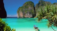 Острова Пхи Пхи и Бамбу