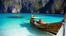 Экскурсия на острова Пхи-Пхи и Кхай