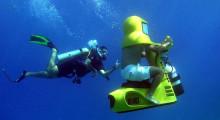 Подводные мотоциклы экскурсия
