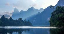 Экскурсия в парк Као Сок и на озеро Чео Лан