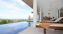 Вилла с 5 спальнями и живописным пейзажным бассейном NH0123