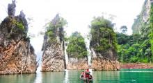 Экскурсия в Национальный парк Кхао Сок и озеро Чео Лан (ОТЕЛЬ)