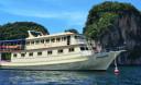 Превью - Остров Джеймса Бонда на большом корабле