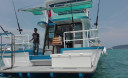 Превью - Катер для морской рыбалки