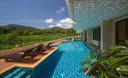 Превью - Двуспальные апартаменты с видом на горы на пляже Най Харн The Lago 72 NH0056