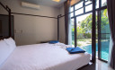 Превью - Двуспальная Вилла Hinako в азиатком стиле на пляже Найхарн NH0080