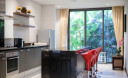 Превью - Двуспальные апартаменты с садом на пляже Банг Тао BT0016