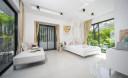 Превью - Вилла с 3 спальнями в охраняемом поселке возле пляжа Камала KM0005