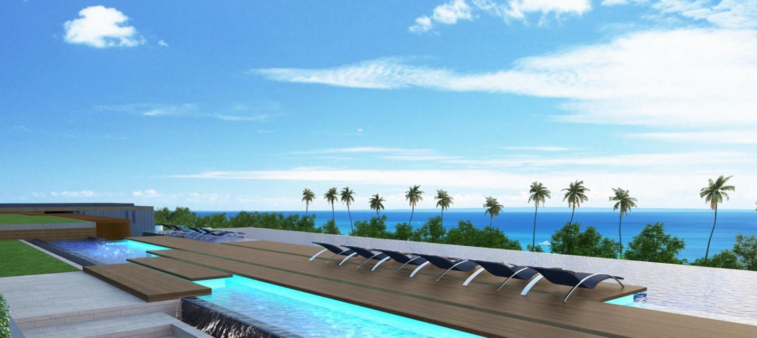 Квартиры с видом на пляж Сурин
