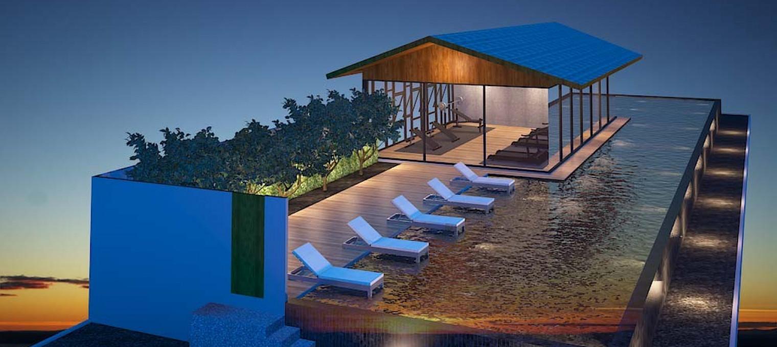 Апартаменты у моря на Пляже Сурин
