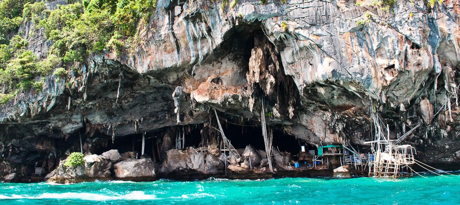 Экскурсия к островам Пхи Пхи и Бамбу