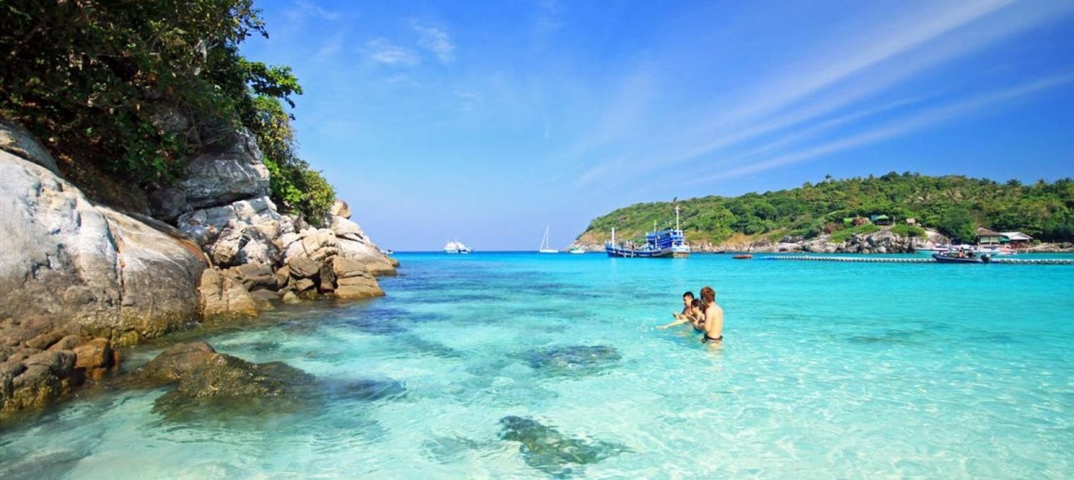 Экскурсия на острова Майтон, Корал и Рача