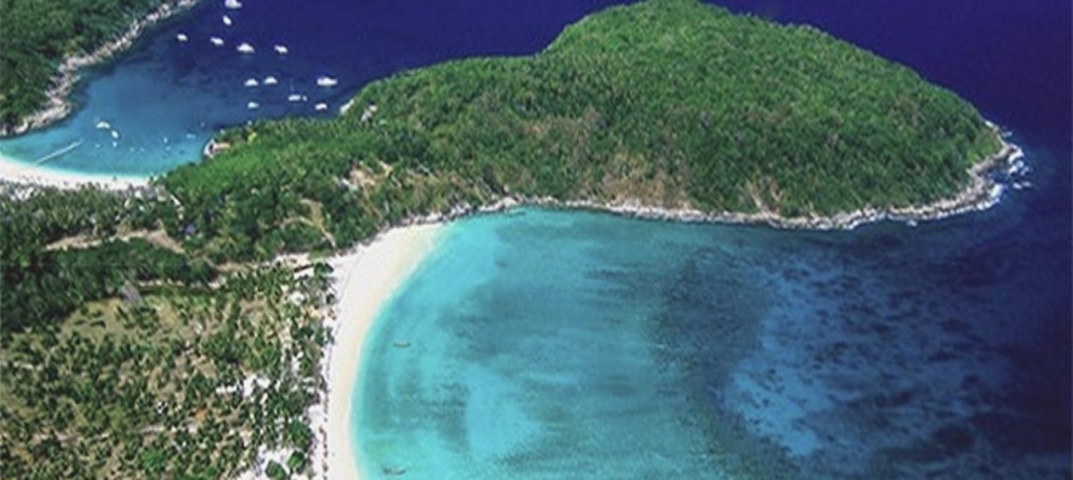Остров Рача