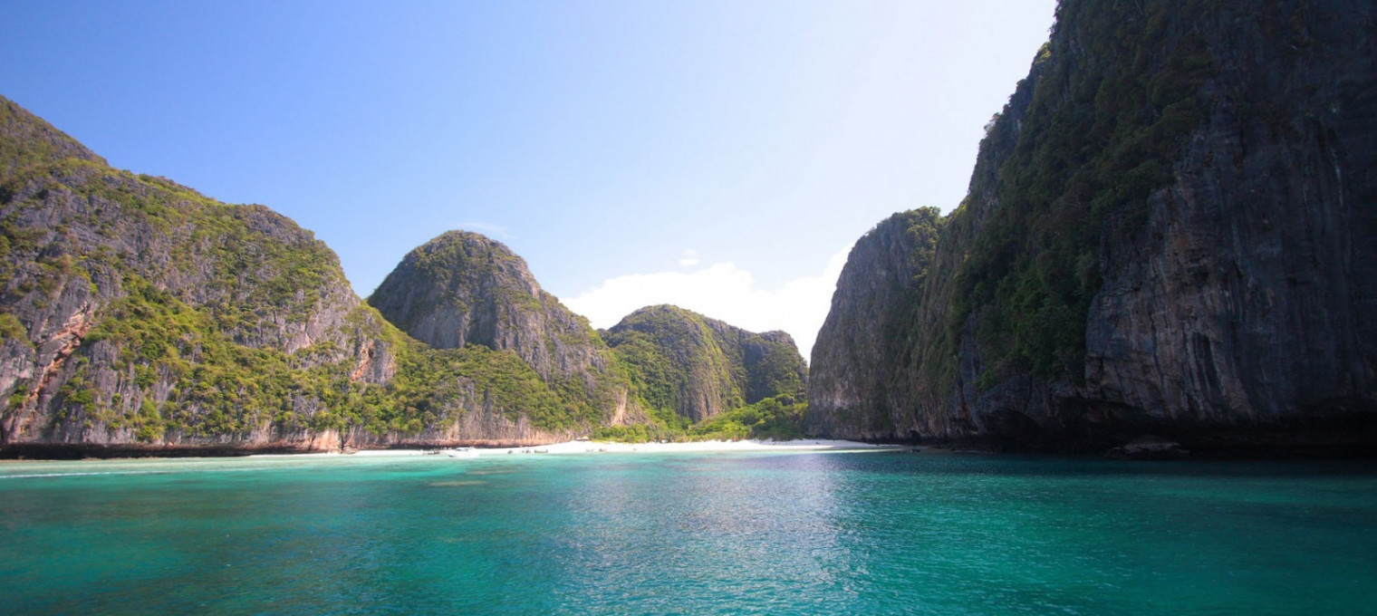 Остров Ранг Яй и  острова Кхай