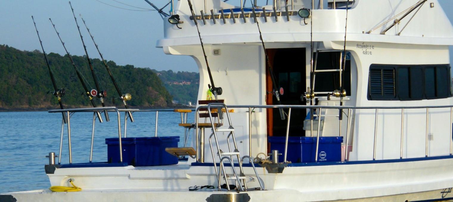 Индивидуальная морская рыбалка