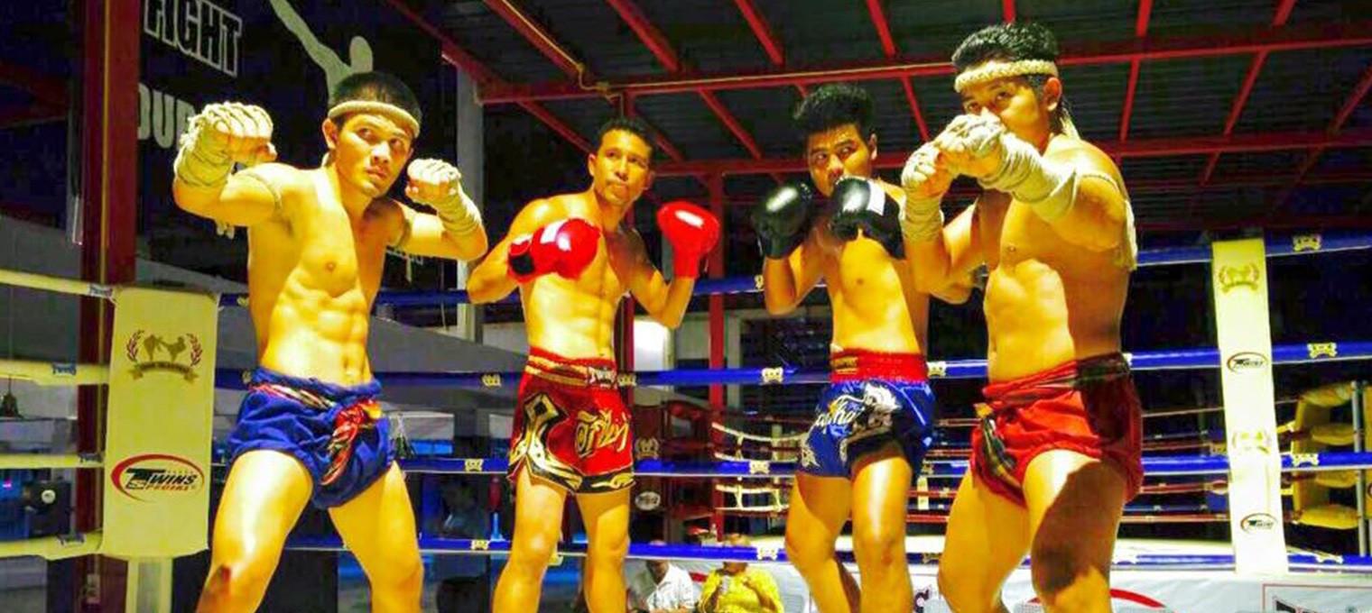 Тайский бокс на Пхукете