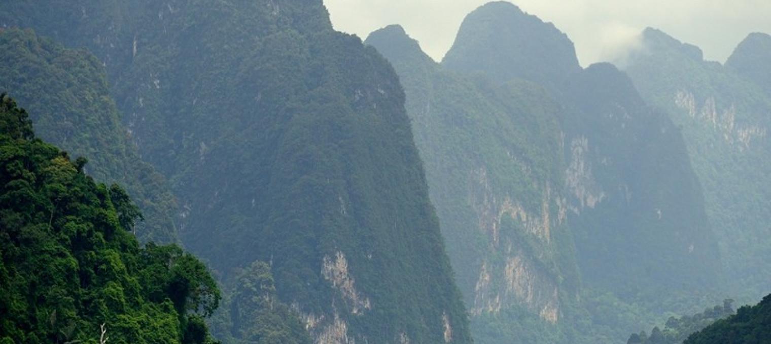 Национальный парк Кхао Сок и озеро Чео Лан Бутик бунгало