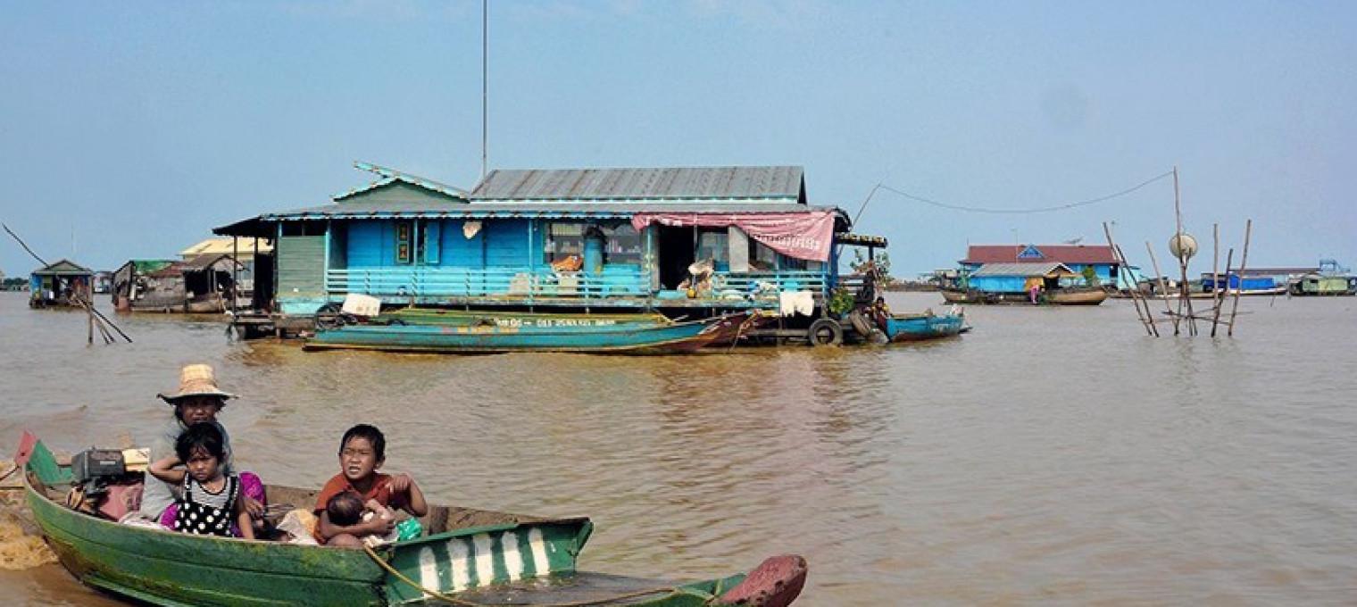 Из Пхукета в Камбоджу