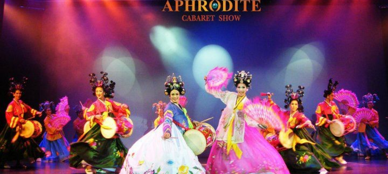 Шоу трансвеститов Афродита на Пхукете