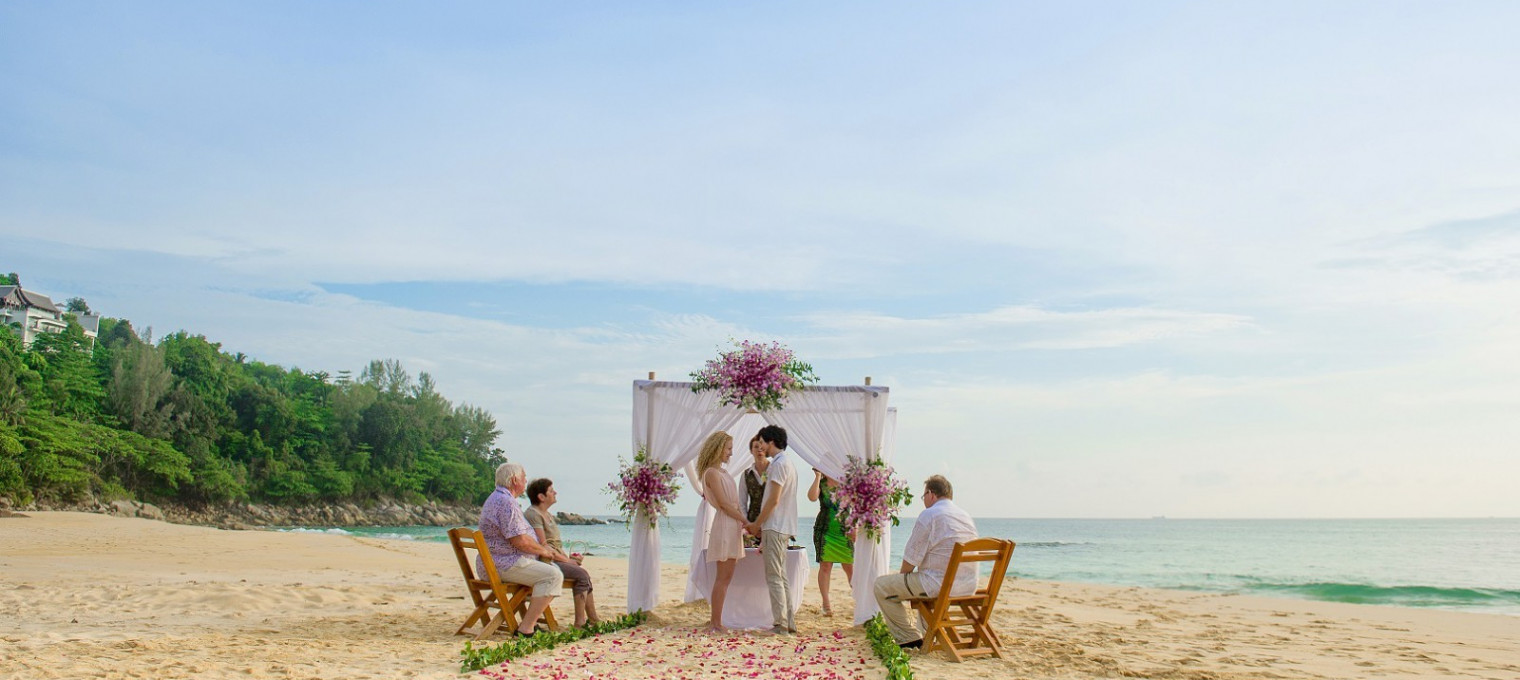 Комбинированные свадебные церемонии