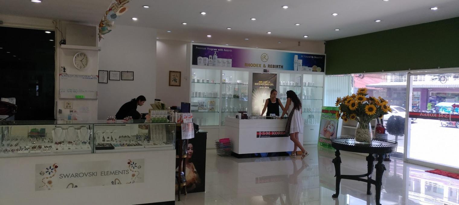 Корейская косметика на Пхукете JSM Korea