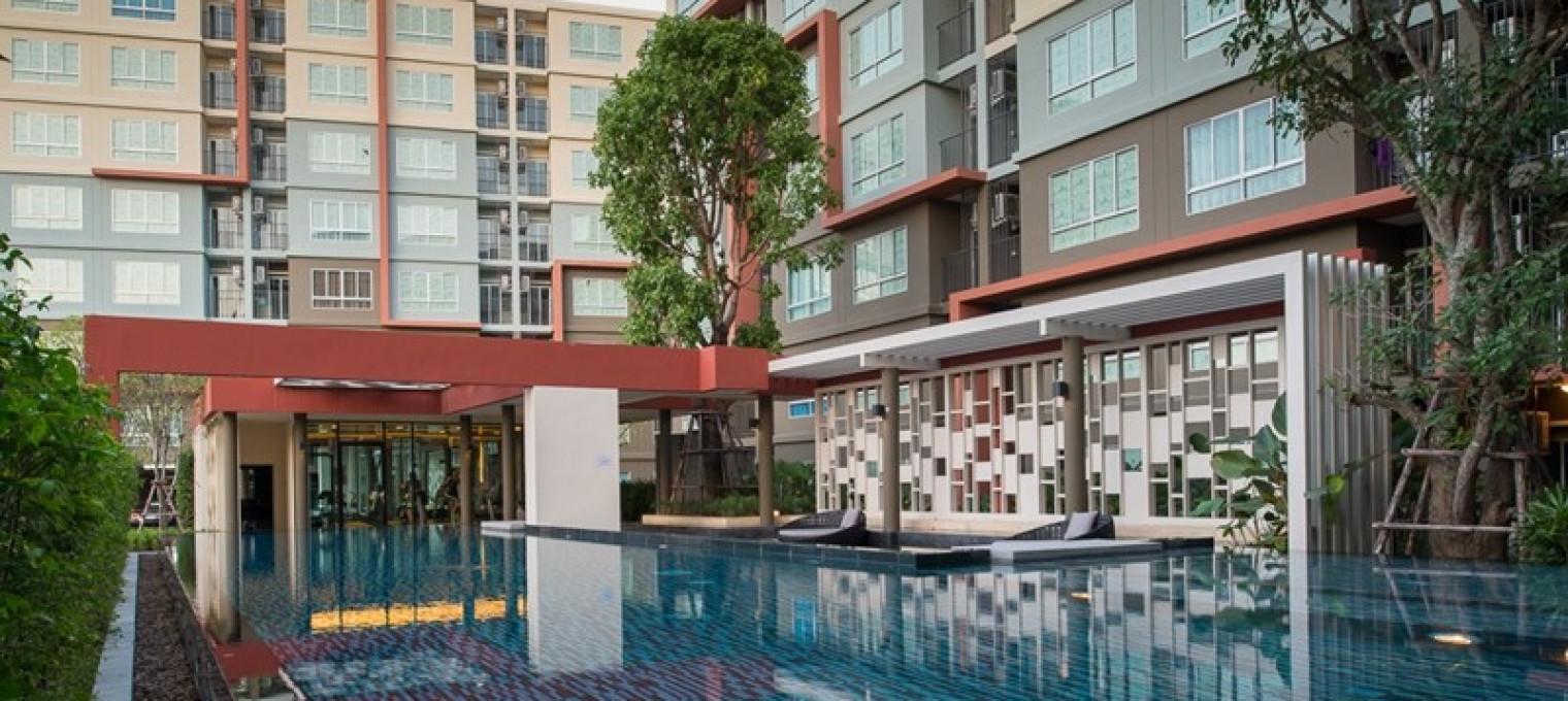 Апартаменты на пляже Патонг