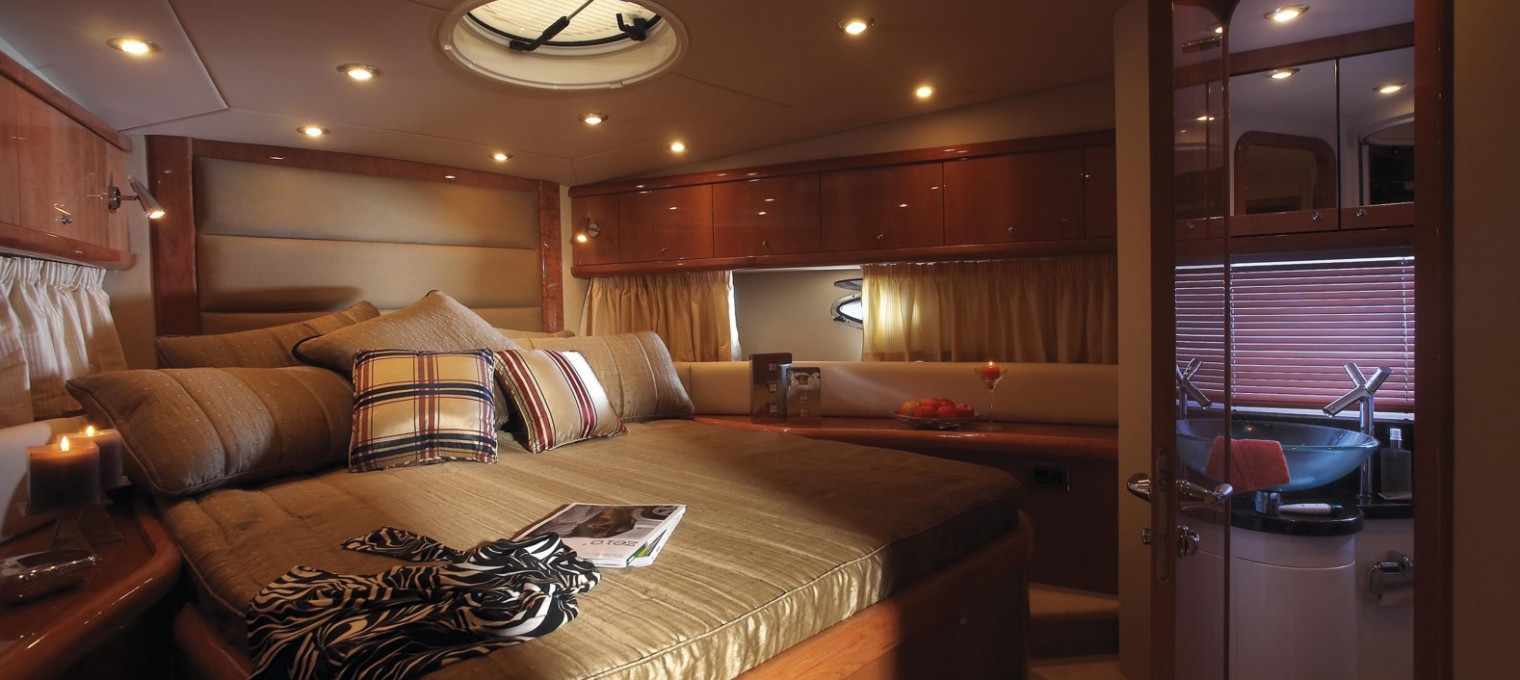 Роскошная прогулочная яхта Portofino