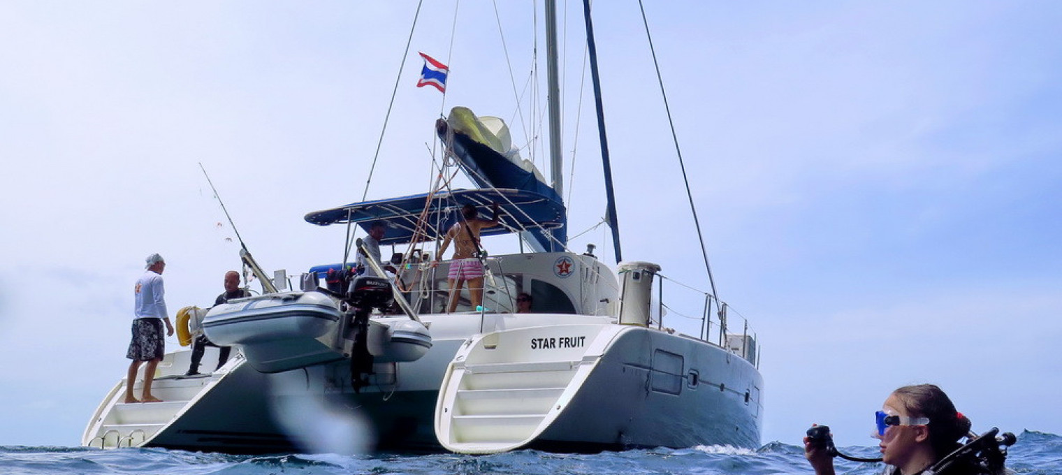 Аренда парусного катамарана Lagoon 380