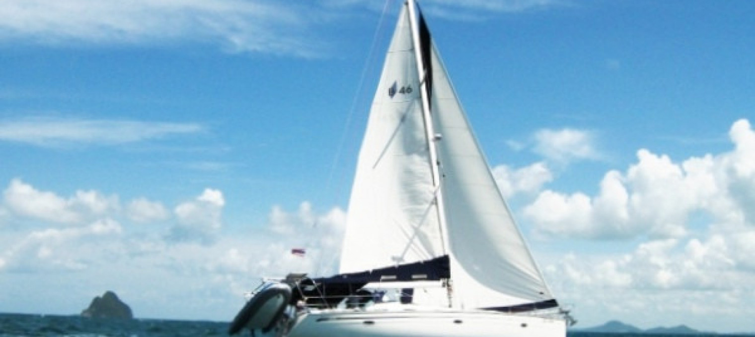 Парусная яхта Бавария 46