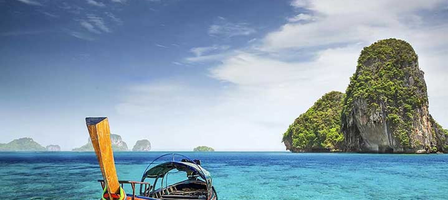 Остров Джеймса Бонда и острова Краби