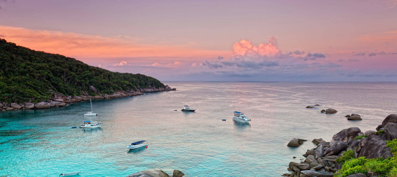 Симиланские острова 2 дня 1 ночь