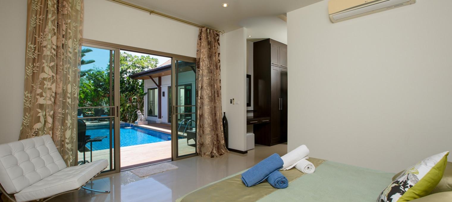 Элегантная Villa Ambon на пляже Найхарн NH0046