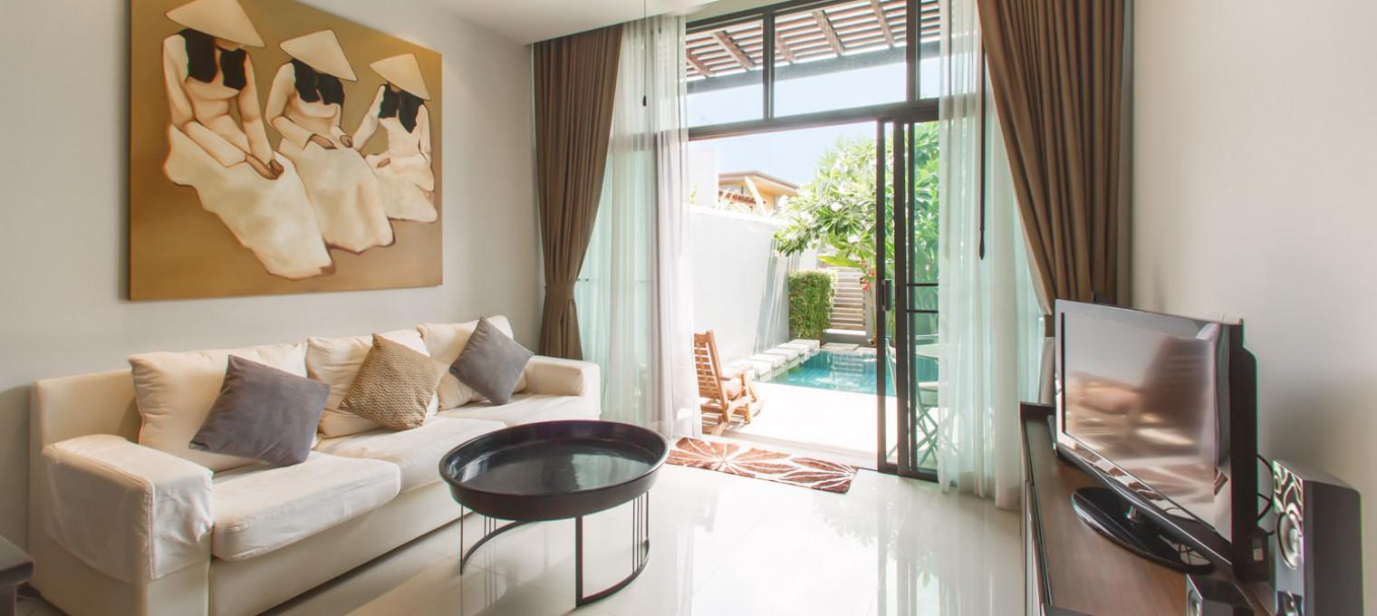 Двуспальная фантастическая Вилла Amiria с бассейном NH0070