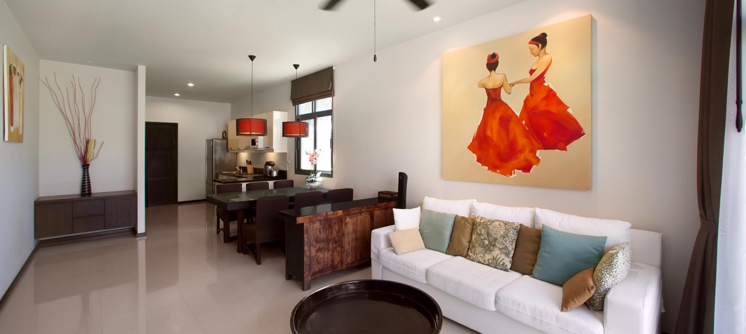Villa Hanga с 3 спальнями на Найхарне NH0079