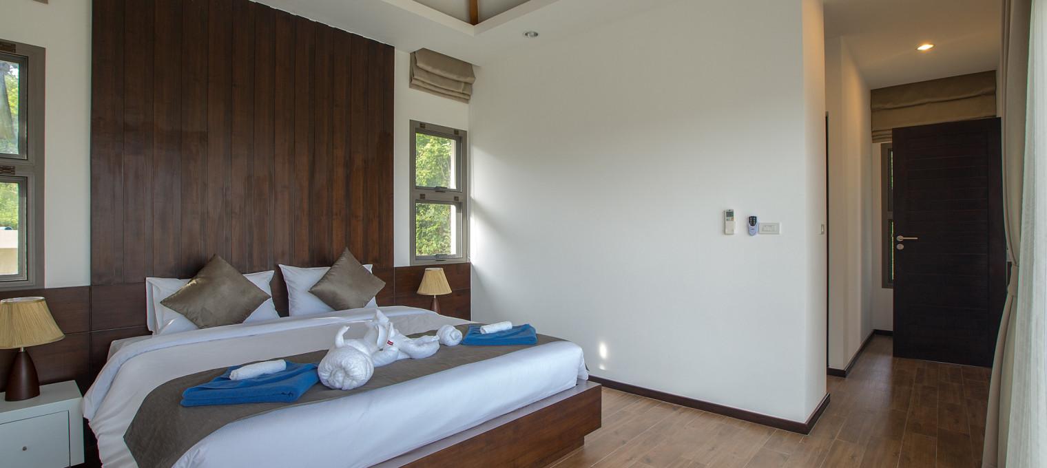 Ваш дом у моря Villa Nusa на пляже Раваи NH0096