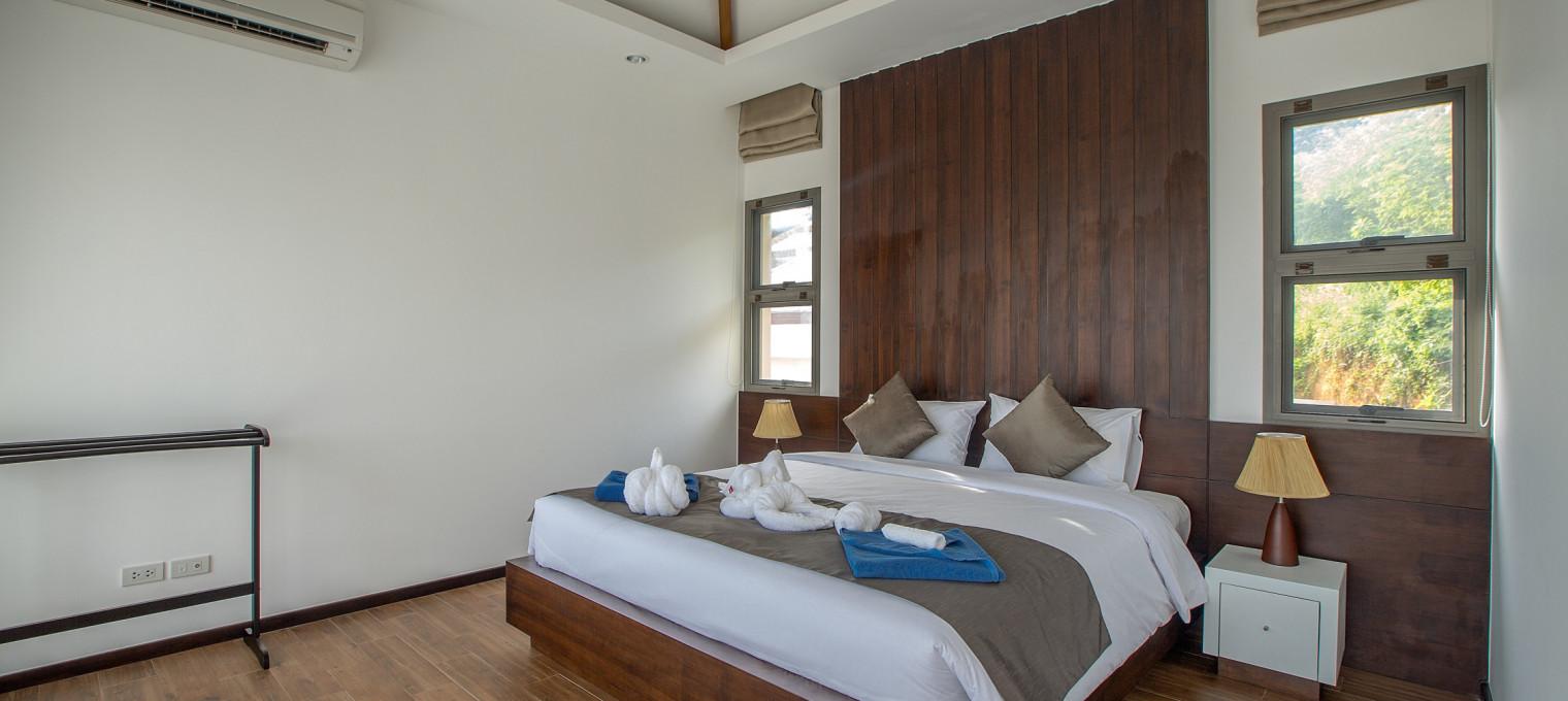 Villa Sula с 3 роскошными спальнями и уютным садом NH0101