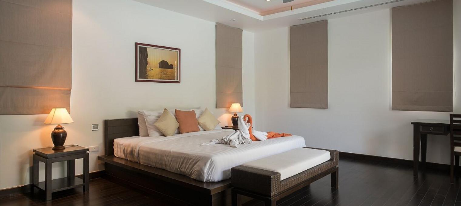 Уютная 2-спальная Вилла на Бангтао BT0002