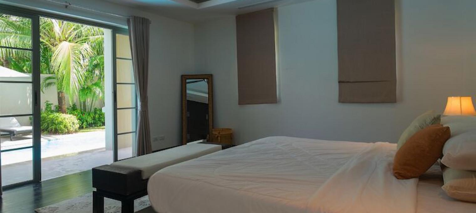 2-Спальная Вилла класса люкс на Бангтао BT0004