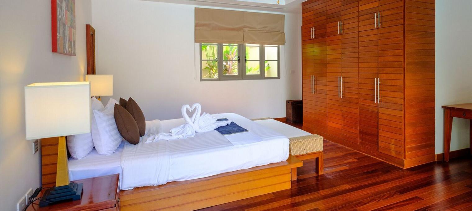 2-спальная Вилла на Бангтао BT0006