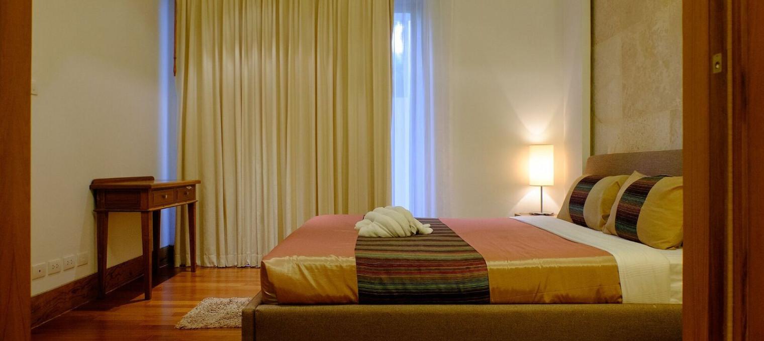 Завораживающие двуспальные апартаменты на пляже Найтон NT0015